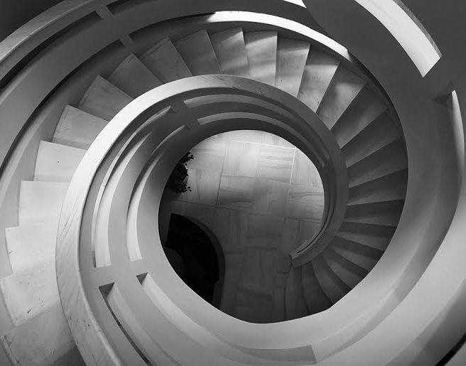 Двухтетивная лестница