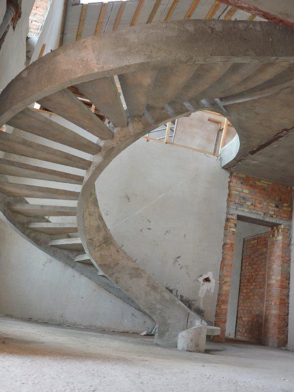 Лестница двухтетивная