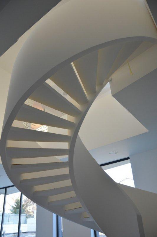 Лестница двухтетивной конструкции