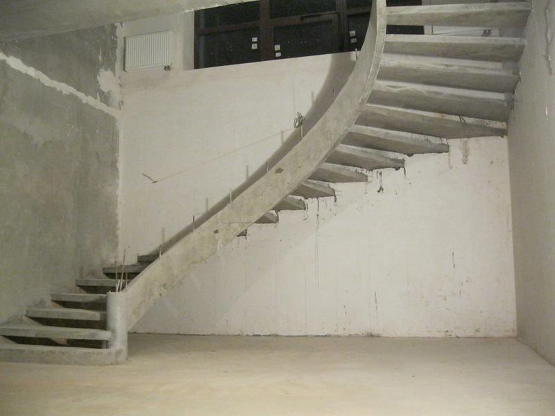 Лестница констукции однотетивная киев