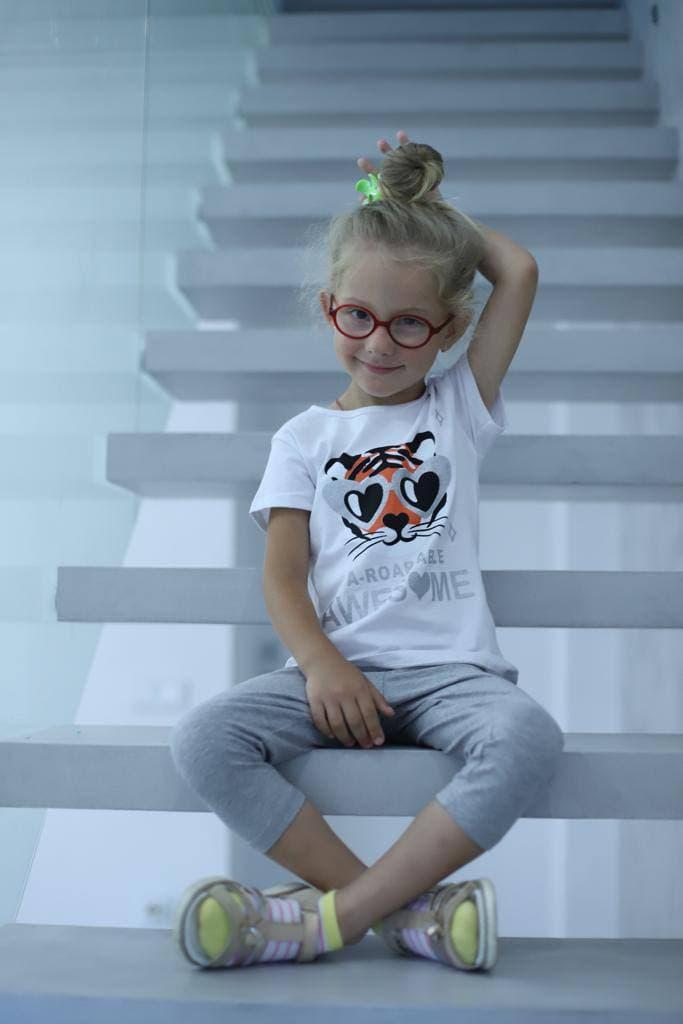 Прямая консольная лестница