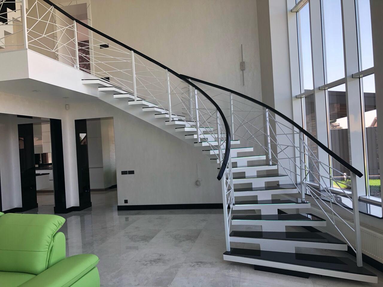 Бутоні Г-подібні сходи