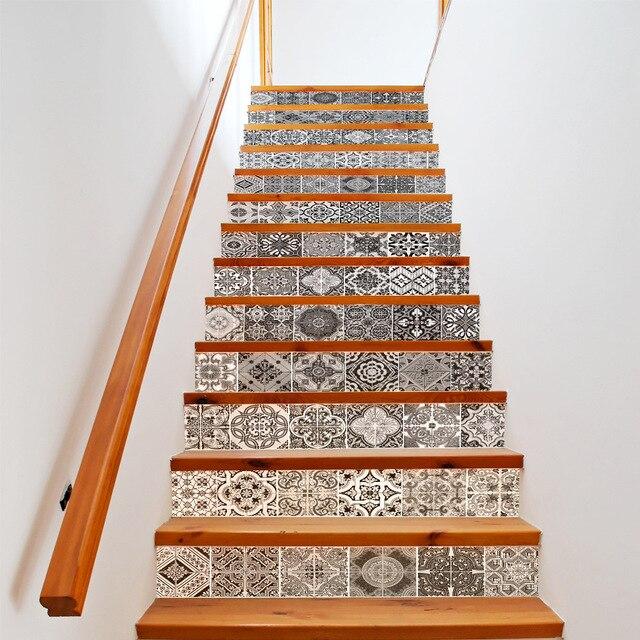Оздоблення сходів плиткою